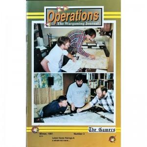 Operations Magazine #3 (絕版貨)