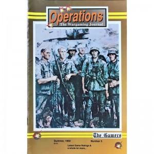 Operations Magazine #5 (絕版貨)