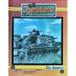 Operations Magazine #6 (絕版貨)