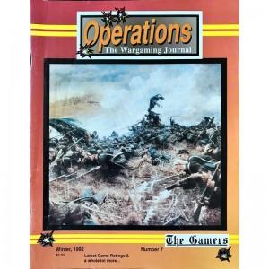 Operations Magazine #7 (絕版貨)