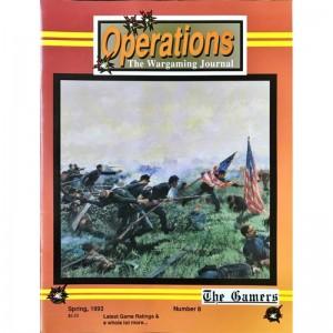 Operations Magazine #8 (絕版貨)