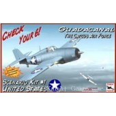 Check Your 6! Guadalcana: The Cactus Air Force Starter Set