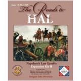 Napoleon's Last Gamble: Expasion Kit II – The Road to Hal
