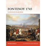 Fontenoy 1745: Cumberlands Bloody Defeat