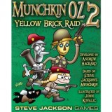 Munchkin Oz 2 Yellow Brick Raid