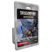 Dragonfire DBG: Adventures The Trollclaws