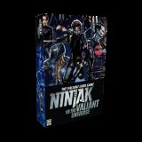The Valiant Card Game: Ninjak vs. The Valiant Universe