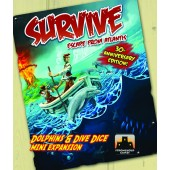 Survive: The Dolphins and Dive Dice Mini-Expansion (30th Anniversary Edition)