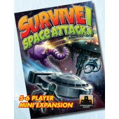 Survive: Space Attack! - 5-6 Player Mini-Expansion