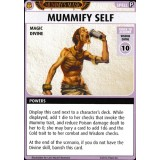 Pathfinder Adventure Card Game: Mummify Self Promo Card PR