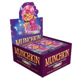 Munchkin CCG Fashion Furious POP Display
