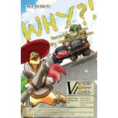 WHY?! 2nd Edition