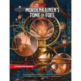 Dungeons and Dragons RPG: Mordenkainen's Tome of Foes