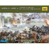 World War II Battle for Danube