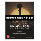 """Cataclysm Mounted Maps + 3"""" Box"""