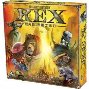 雷克斯: 帝國之末日  REX: Final Days of an Empire (TC ver.) (FFG)