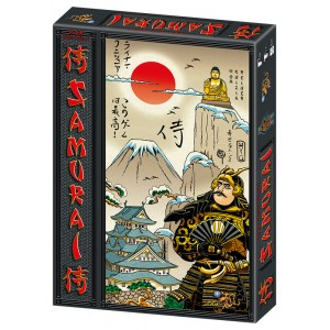 侍 版圖版  Samurai The Board Game (CH ver.)